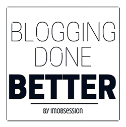 Blogging Done Better logo