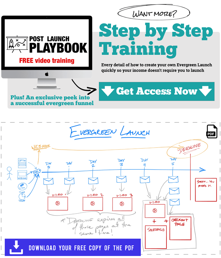 post launch playbook